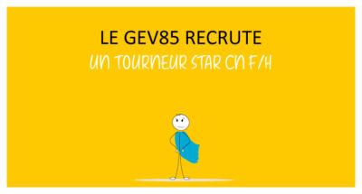 A la recherche d'un(e) Tourneur CN STAR H/F